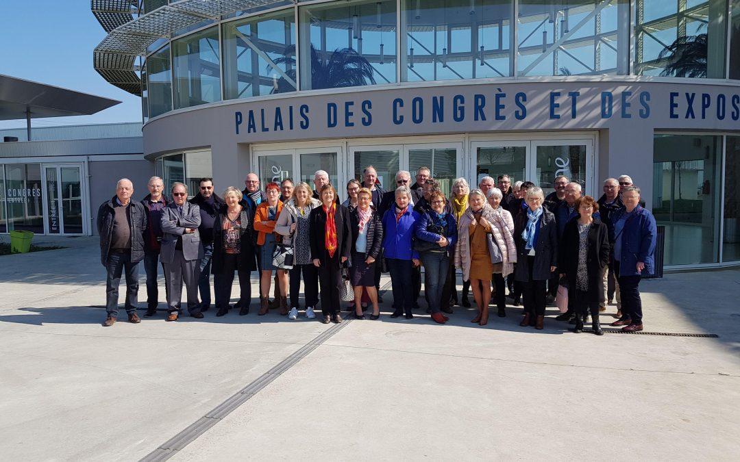 Le congrès Franco-Allemand de la FAFA-VDFG se réinvente !